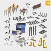 Værktøj system 16
