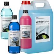 Sprinkler-, bremse- og kølervæske