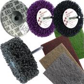 Renseskiver og vlies-produkter