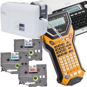 Label-maskiner og tilbehør