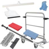 Mopper, klude og rengøringssystemer